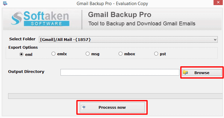 Gmail Backup Software is Capable to Handle Multiple Gmail Account to